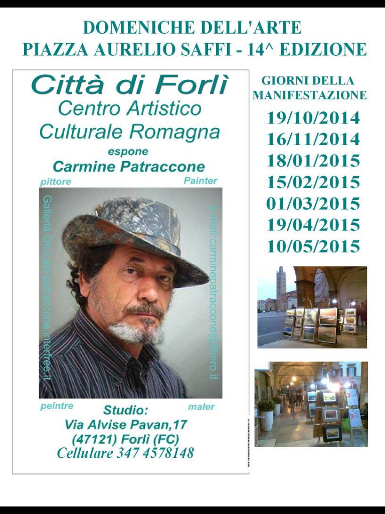 Domeniche dell'Arte a Forlì